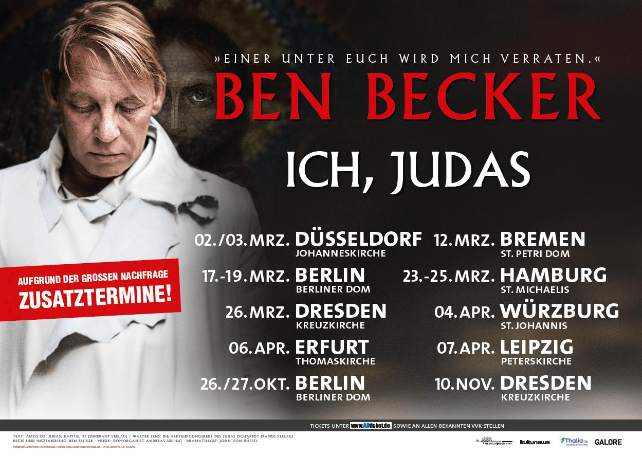 Motiv Ben Becker